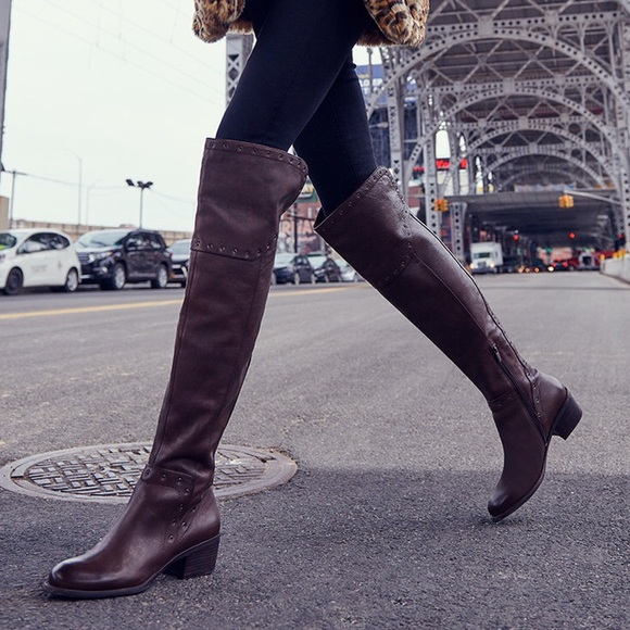 vince camuto wide calf boots